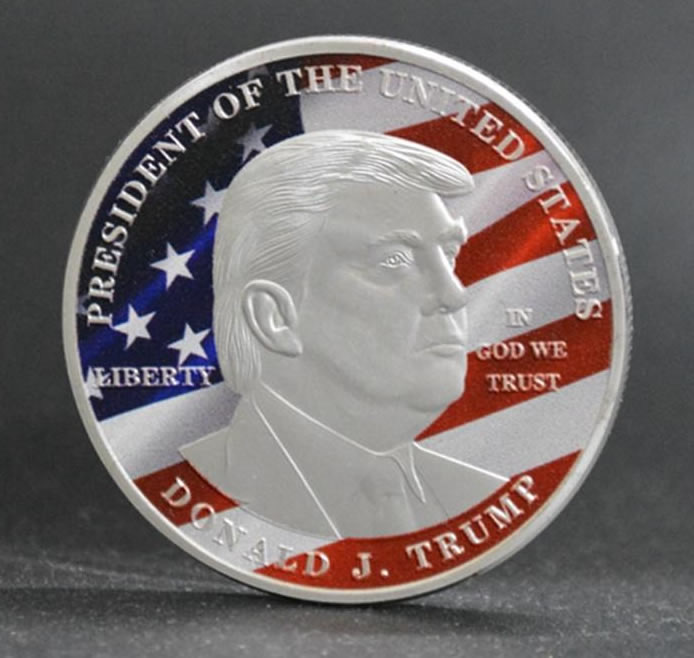 Free Donald Trump Coin